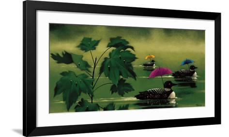 September-Claude Theberge-Framed Art Print