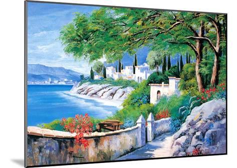Italian River III-V^ Lopasso-Mounted Art Print