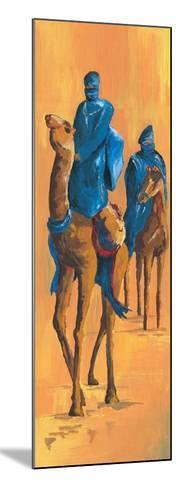 Sahara IV-Tanita-Mounted Art Print