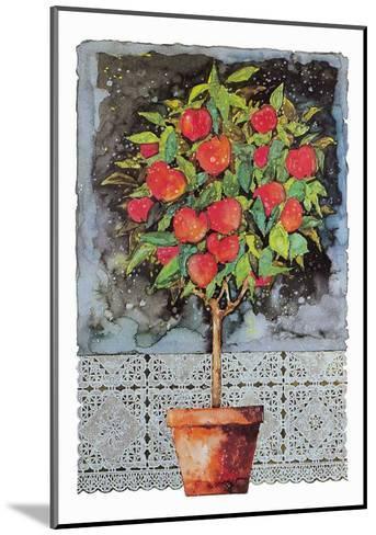 Blossom Time I-C^ Wurzig-Mounted Art Print