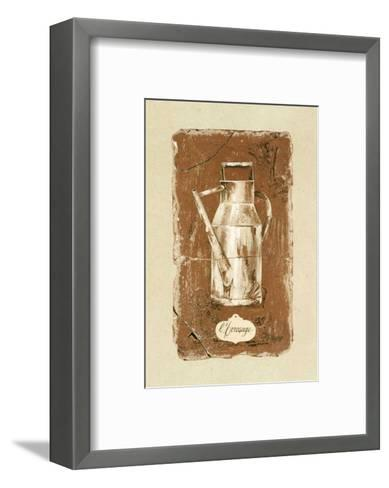 L'Arrosage-Pascal Cessou-Framed Art Print