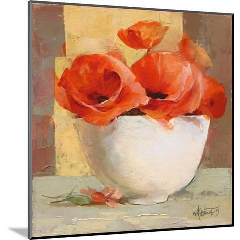 Lovely Poppies I-Willem Haenraets-Mounted Art Print