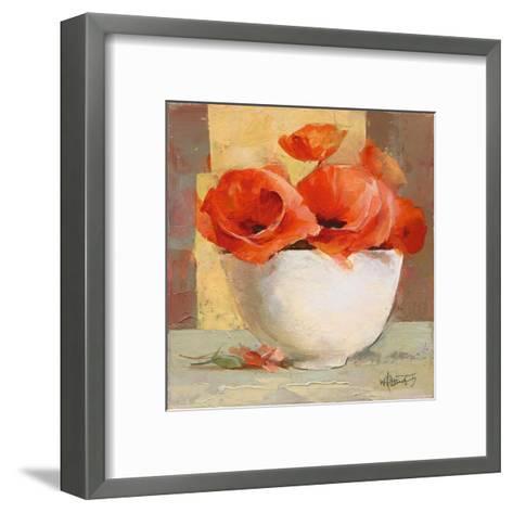 Lovely Poppies I-Willem Haenraets-Framed Art Print