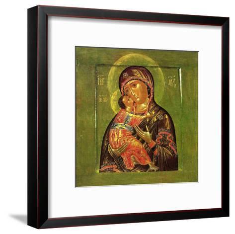 God's Mother--Framed Art Print