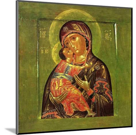 God's Mother--Mounted Art Print