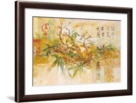 Japanese Interior-Joaquin Moragues-Framed Art Print