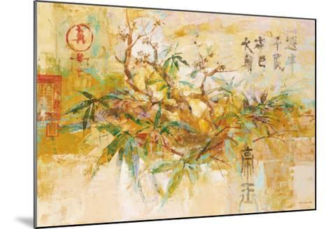 Japanese Interior-Joaquin Moragues-Mounted Art Print