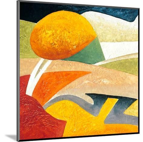 A Gust of Wind I-Marko Viridis-Mounted Art Print