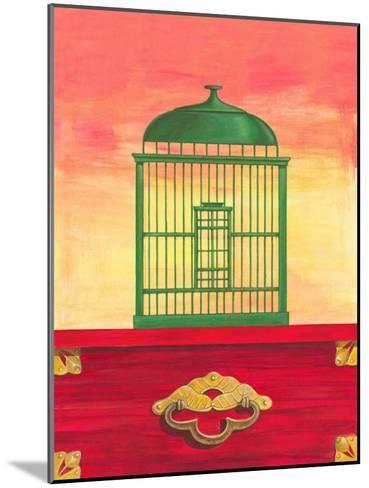 Birds Chage II-Diego Patrian-Mounted Art Print