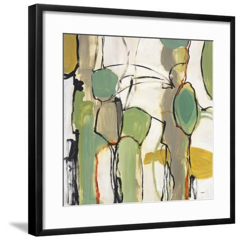 Connected II-Robert Charon-Framed Art Print
