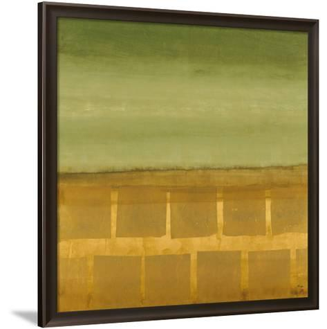 Sage Leaf-Randy Hibberd-Framed Art Print