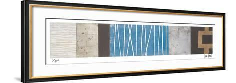 Elements I-Leigh Jordan-Framed Art Print