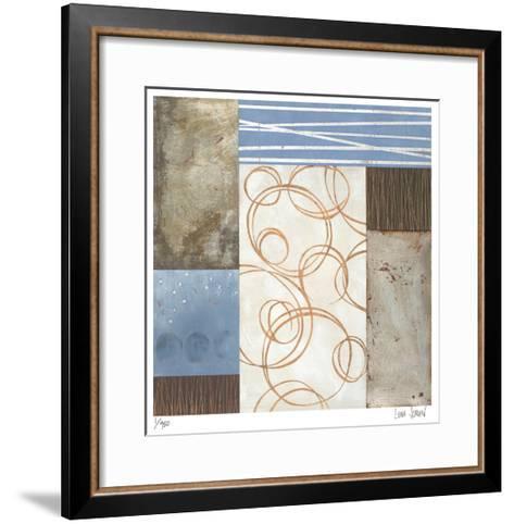 Silver Dance I-Leigh Jordan-Framed Art Print