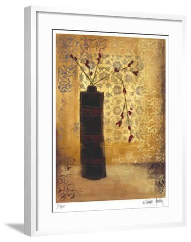 Zanzibar Vase I-Elizabeth Yardley-Framed Art Print