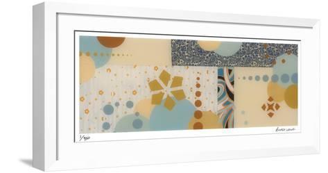 Random Thought #236-Audrey Welch-Framed Art Print