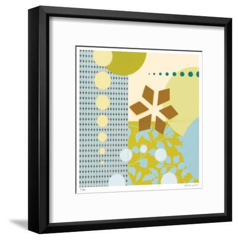 Random Thoughts 572-Audrey Welch-Framed Art Print