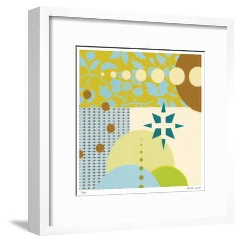 Random Thoughts 779-Audrey Welch-Framed Art Print