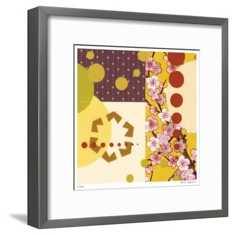 Random Thoughts 602-Audrey Welch-Framed Art Print