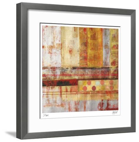 Dot to Dot IV-Danielle Hafod-Framed Art Print
