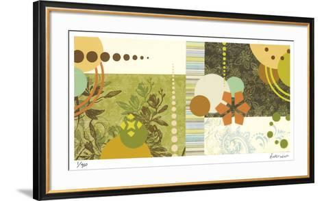 Random Thoughts 713-Audrey Welch-Framed Art Print