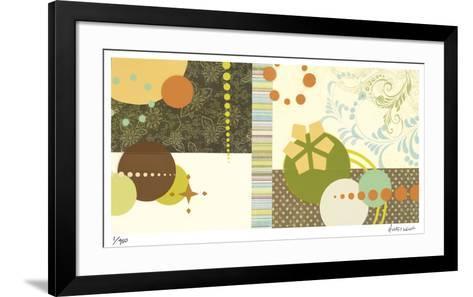 Random Thoughts 111-Audrey Welch-Framed Art Print