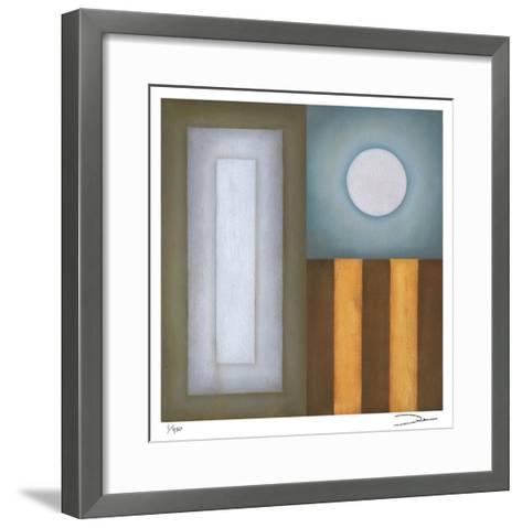 Patterns of Reason IV-Deac Mong-Framed Art Print