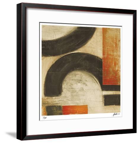 Retro Inspired III-Judeen-Framed Art Print
