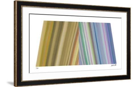 Infiniti Color I-Louis Vega Trevino-Framed Art Print