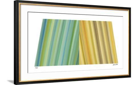 Infiniti Color IV-Louis Vega Trevino-Framed Art Print