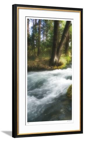 Serenity Stream I-Joy Doherty-Framed Art Print