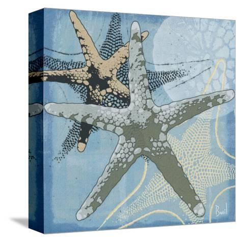 Ocean's Delight II-Jason Basil-Stretched Canvas Print