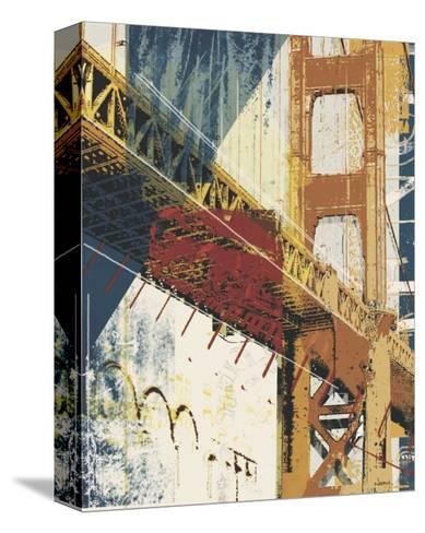 Into Manhattan I-Noah Li-Leger-Stretched Canvas Print