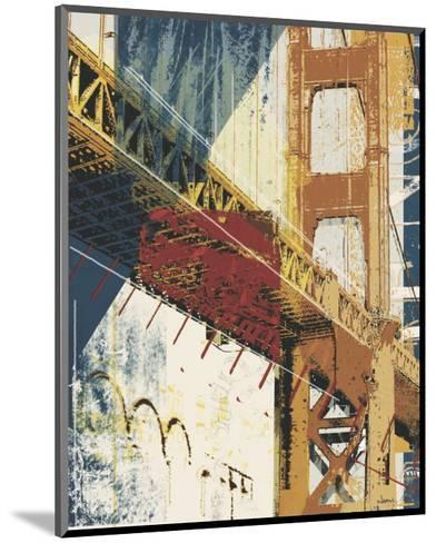 Into Manhattan I-Noah Li-Leger-Mounted Art Print
