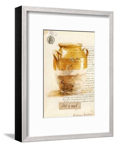 Pot a Miel-Pascal Cessou-Framed Art Print