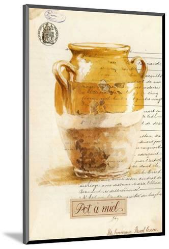 Pot a Miel-Pascal Cessou-Mounted Art Print