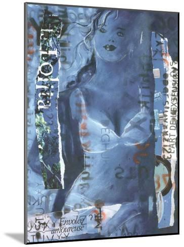 Lolita-Magassa-Mounted Art Print