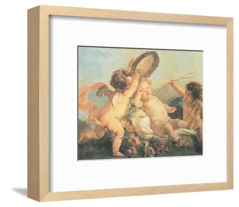 Festa di Putti-Lucien Boucher-Framed Art Print
