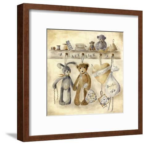 Coin Atelier-Jo?lle Wolff-Framed Art Print