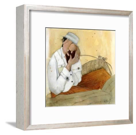A l'Abri-Dom Dewalles-Framed Art Print