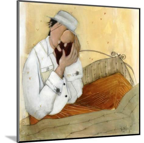 A l'Abri-Dom Dewalles-Mounted Art Print