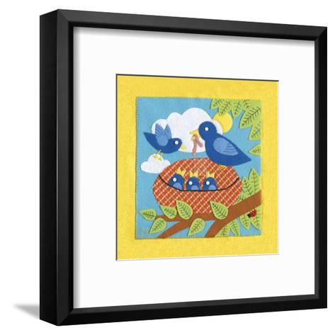 Come And Get It!-Clare Beaton-Framed Art Print