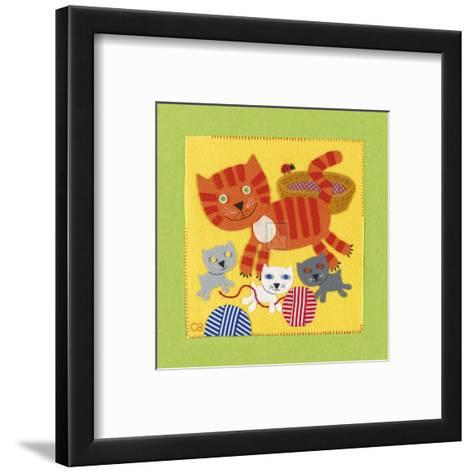 Fun and Games-Clare Beaton-Framed Art Print
