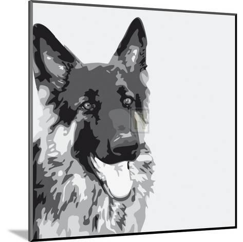 Shepherd-Emily Burrowes-Mounted Art Print