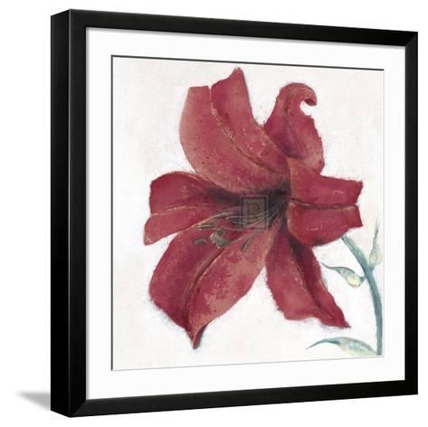 Lily II-Emma Forrester-Framed Art Print