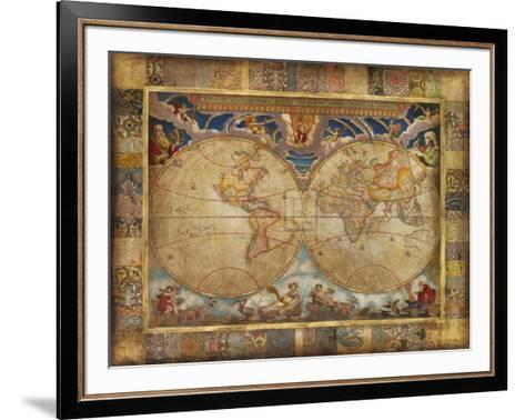 Terrarum Orbis-John Douglas-Framed Art Print