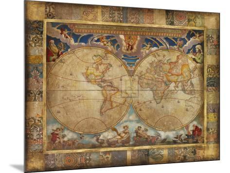 Terrarum Orbis-John Douglas-Mounted Art Print
