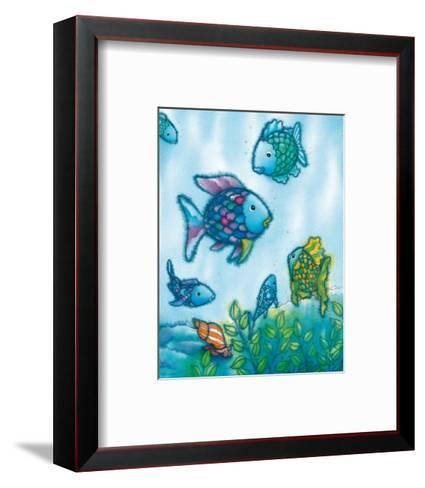 The Rainbow Fish VI-Marcus Pfister-Framed Art Print