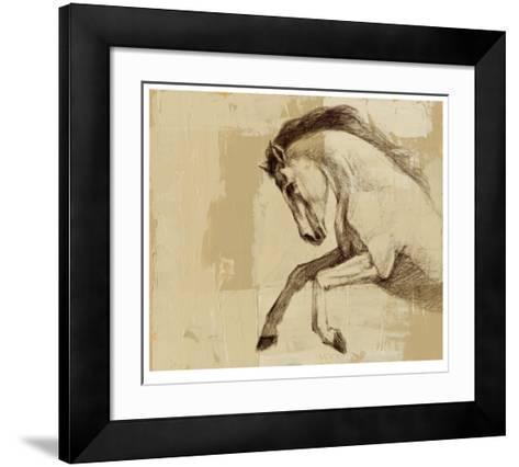 Majestic Horse II-Ethan Harper-Framed Art Print