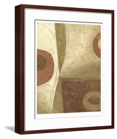 Alchemy VI-Erica J^ Vess-Framed Art Print