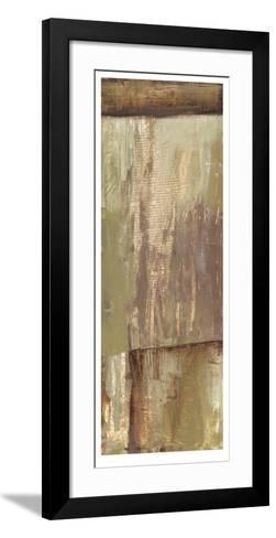 Rustic Earth I-Jennifer Goldberger-Framed Art Print